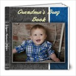 Grandma Book - 8x8 Photo Book (20 pages)