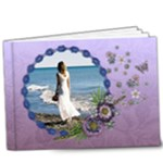 Heal/Mother/Purple/Love-9x7 Photo Book Deluxe - 9x7 Deluxe Photo Book (20 pages)