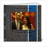 Chinese Wedding - 6x6 Photo Book (20 pages)