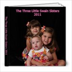 2011 July Pics - 8x8 Photo Book (20 pages)