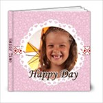 Happy day - 6x6 Photo Book (20 pages)