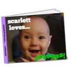 scarlett loves colours - 7x5 Deluxe Photo Book (20 pages)