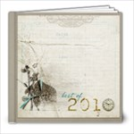 BestOf2010 - 8x8 Photo Book (20 pages)