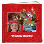 Christmas/Holiday-12x12 Photo Book (20 pages)
