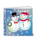 everyday year in review photobook 4x4 book - 4x4 Deluxe Photo Book (20 pages)