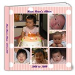 Huen Huen 2 - 8x8 Deluxe Photo Book (20 pages)