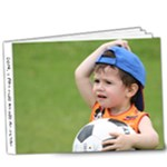 9 x 7 - deluxe dede - 9x7 Deluxe Photo Book (20 pages)