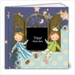 sleepover - 8x8 Photo Book (20 pages)