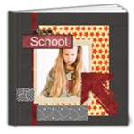 Back to school - 8x8 Deluxe Photo Book (20 pages)