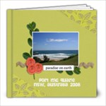 8x8: Vacation/Travel - 8x8 Photo Book (20 pages)