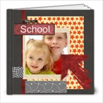 Back to school 39pp - 8x8 Photo Book (39 pages)