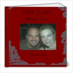 Kim and Allen - 8x8 Photo Book (20 pages)