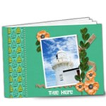 9x7 DELUXE: Hot Summer Days - 9x7 Deluxe Photo Book (20 pages)