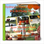 Sydney s party - 8x8 Photo Book (20 pages)
