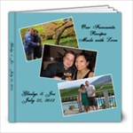 Wedding Cookbook - 8x8 Photo Book (20 pages)
