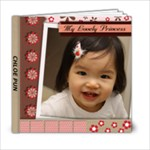 CHLOE 13-18 MONTHS - 6x6 Photo Book (20 pages)
