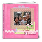 Ocean Park May 2010 - 8x8 Photo Book (20 pages)