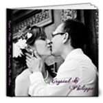 pre wedding 1 - 8x8 Deluxe Photo Book (20 pages)