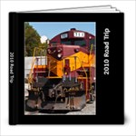2010 Road Trip - 8x8 Photo Book (39 pages)