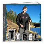 Tyrel Angel Boy - 8x8 Photo Book (39 pages)