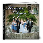 Trew wedding  - 8x8 Photo Book (20 pages)