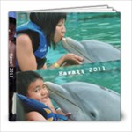 Hawaii 8x8 39p regular - 8x8 Photo Book (39 pages)
