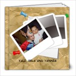 ZA BABA - 8x8 Photo Book (39 pages)