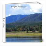 r and k bright - 8x8 Photo Book (39 pages)