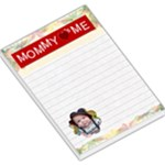 Mommy Loves Me Large Memo Pad - Large Memo Pads