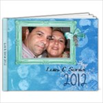 Luis & Sonia 2012 - 9x7 Photo Book (20 pages)