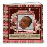 8x8_Shawna Book 1_39pages complete - 8x8 Photo Book (39 pages)