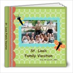 stlouis - 8x8 Photo Book (20 pages)