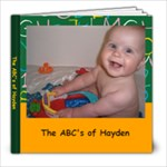 Hayden - 8x8 Photo Book (20 pages)