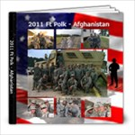 20 page book Ft Polk & Afghanistan - 8x8 Photo Book (20 pages)