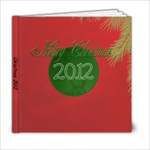 Christmas 2010 for girls - 6x6 Photo Book (20 pages)