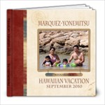 Hawaiian Vacation 2010 - 8x8 Photo Book (20 pages)