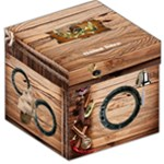 Pirates storage stool - Storage Stool 12