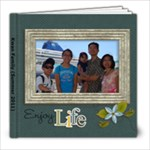 Kwan Family (Summer 2011) - 8x8 Photo Book (60 pages)