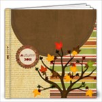 Everlasting Autumn 12x12 Photo Book - 12x12 Photo Book (20 pages)