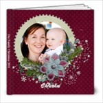 Christmas/Holiday-8x8 Photo Book - 8x8 Photo Book (20 pages)