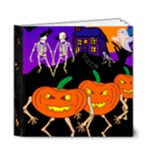 halloween 6x6 delux photo book - 6x6 Deluxe Photo Book (20 pages)