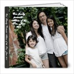 60pg fam - 8x8 Photo Book (60 pages)