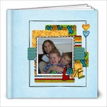 Love You Album 8x8 60 pg - 8x8 Photo Book (60 pages)