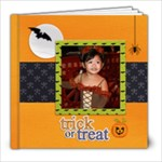 8x8 (20 pages): Trick or Treat - 8x8 Photo Book (20 pages)