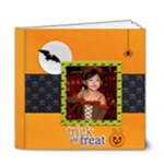 6x6 (DELUXE): Trick or Treat - 6x6 Deluxe Photo Book (20 pages)