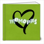 8x8 Basic Green - 8x8 Photo Book (20 pages)