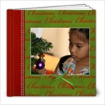 8x8 (30 pages)-Christmas - 8x8 Photo Book (30 pages)