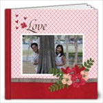 12x12 (40 pages): Love is in the Air - 12x12 Photo Book (40 pages)