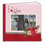 8x8 (39 pages): Love is in the Air - 8x8 Photo Book (39 pages)