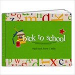 11 x 8.5 (20 pages) Back to School - 11 x 8.5 Photo Book(20 pages)